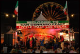 San Gennaro Feast Las Vegas Little Italy, held twice a year, this one near southern Summerlin and Rhodes Ranch